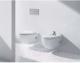 Унитаз подвесной Roca Meridian-N A346247000+A8012A0004 -
