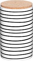 Емкость для хранения Maku Kitchen Life Stripe 309993 -
