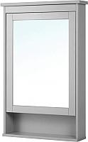 Шкаф с зеркалом для ванной Ikea Хемнэс 804.412.07 -
