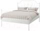 Двуспальная кровать Ikea Лейрвик 892.772.88 -