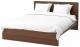 Двуспальная кровать Ikea Мальм 692.108.97 -