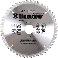Пильный диск Hammer Flex 205-113 -