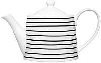 Заварочный чайник Maku Kitchen Life Stripe / 310043 -