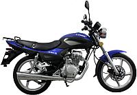 Мотоцикл Lifan LF150-13 (синий) -