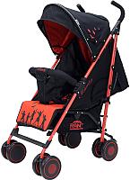 Детская прогулочная коляска Rant Atlanta / RA151 (черный/красный) -