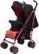 Детская прогулочная коляска Rant Atlanta / RA151 (black/red) -