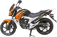 Мотоцикл Lifan LF150-10B (оранжевый) -