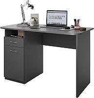 Письменный стол Domus dms-sp007L-162PE (серый) -