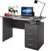 Письменный стол Domus dms-sp005-162PE (серый) -