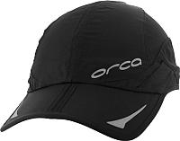 Кепка для триатлона Orca Складная FVAZ (S/M, черный) -
