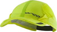 Кепка для триатлона Orca Складная HVAZ (L/XL, желтый) -