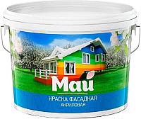 Краска Ярославские краски МАЙ фасадная (6кг) -
