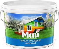 Краска Ярославские краски МАЙ фасадная (2.5кг) -