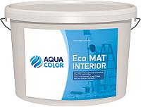 Краска AquaColor Eco Mat Interior (28кг) -