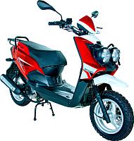 Скутер Racer BWS RC150T-15X (красный/белый) -