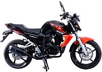 Мотоцикл Racer Nitro RC300CK-NF (красный) -