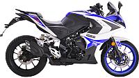 Мотоцикл Racer Storm RC250XZR-A -
