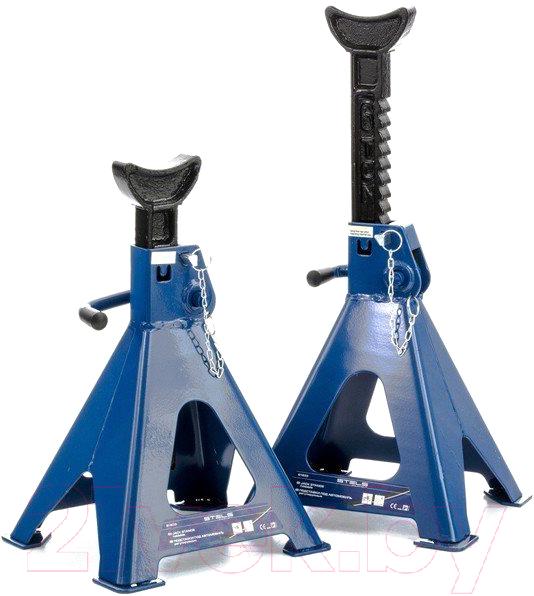 Купить Домкрат механический Stels, 51633 (2шт), Китай