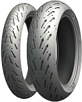 Мотошина задняя Michelin Road 5 180/55R17 73W TL -