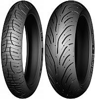Мотошина передняя Michelin Pilot Road 4 120/70R17 58W TL -
