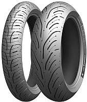 Мотошина задняя Michelin Pilot Road 4 GT 180/55R17 73W TL -