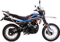 Мотоцикл Racer Panther RC250GY-C2 (синий) -