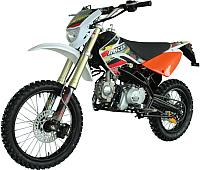 Мотоцикл Racer Pitbike RC125-PM (зеленый) -
