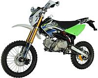 Мотоцикл Racer Pitbike RC125-PE (зеленый) -