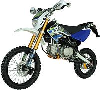 Мотоцикл Racer Pitbike RC160-PM (зеленый) -