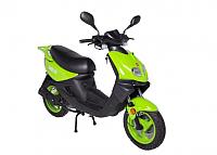 Скутер Moto-Italy Neo 50 (салатовый) -