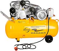 Воздушный компрессор Denzel PC 3/100-504 (58098) -