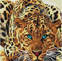 Набор алмазной вышивки БЕЛОСНЕЖКА Леопард / 088-ST-S -