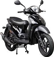 Скутер Moto-Italy Copper 50 (черный) -