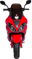 Скутер Moto-Italy Nesso 125 (красный) -