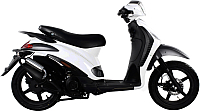 Скутер Moto-Italy Copper 50 (белый) -