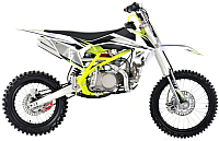 Мотоцикл кроссовый ZIP Motors K3 125 (мультиколор) -