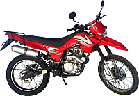 Мотоцикл Lifan LF200GY-3B (красный) -