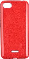 Чехол-накладка Case Brilliant Paper для Redmi 6A (красный) -