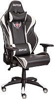 Кресло геймерское Седия Rartor Eco (черный/белый) -