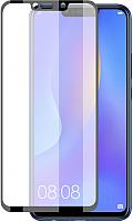 Защитное стекло для телефона Case Full Glue Mate 20 Lite (черный глянец) -