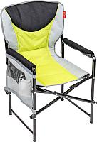 Кресло складное Ника Haushalt / ННС2/L (лимонный) -