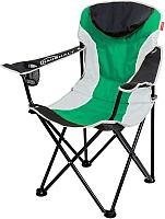 Кресло складное Ника Haushalt / ННС3/G (зеленый) -