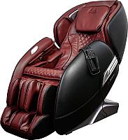 Массажное кресло Casada AlphaSonic 2 CMS-540-BT (красный/черный) -