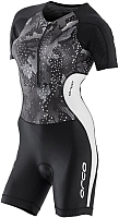 Костюм триатлонный Orca Core Short Sleeve Race Suit 2018 / HVCE (S) -