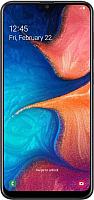 Смартфон Samsung Galaxy A20 (2019) / SM-A205FZRVSER (красный) -