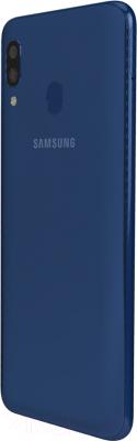 Смартфон Samsung Galaxy A20 2019 / SM-A205FZBVSER (синий)