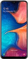 Смартфон Samsung Galaxy A20 2019 / SM-A205FZKVSER (черный) -