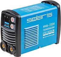 Инвертор сварочный Solaris MMA-200M -