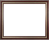 Рамка БЕЛОСНЕЖКА Beatrice 1603-BL (коричневый) -