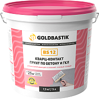 Грунтовка Goldbastik BS 12 (5л) -